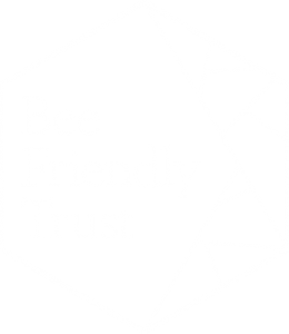Bee Friendly Logo WHITE RGB
