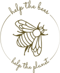 Help Save The Bees Stamp Large
